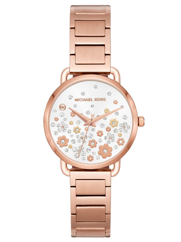 Michael Kors Mk3841 Ladies Watch Portia