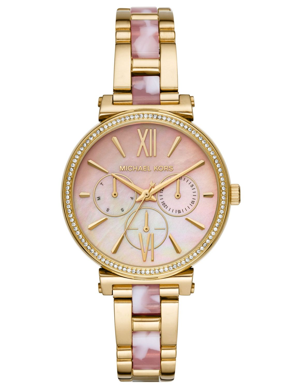 Michael Kors MK4344 Damenuhr Multifunktion Sofie