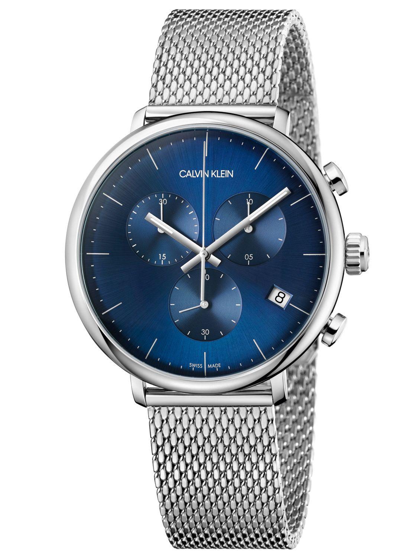 calvin klein k8m2712n herren-chronograph high noon