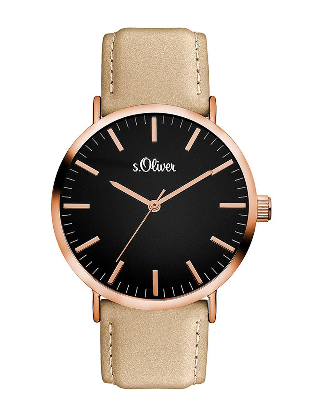 Fang fantastische Einsparungen verschiedenes Design s.Oliver SO-3376-LQ Ladies Watch