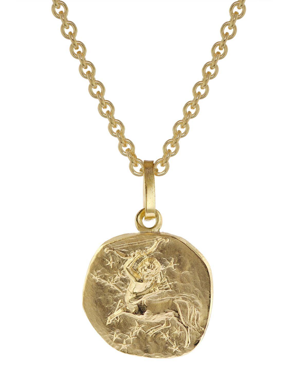 2 Sternzeichen Tierkreiszeichen Horoskop Klangkugel Schlüsselanhänger Schütze