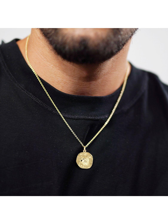 Herren gold halskette Goldketten jetzt