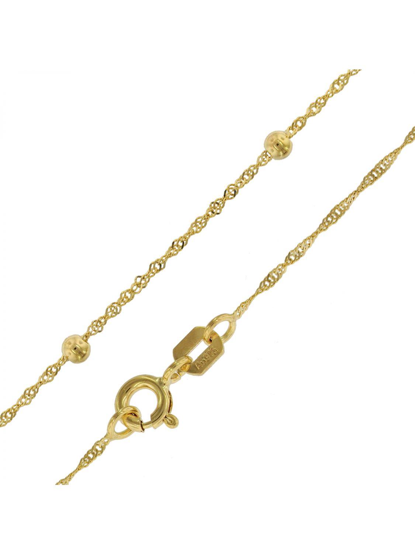 7c82218ad54f7 trendor 75196 Women's Necklace Yellow Gold 375 Singapore