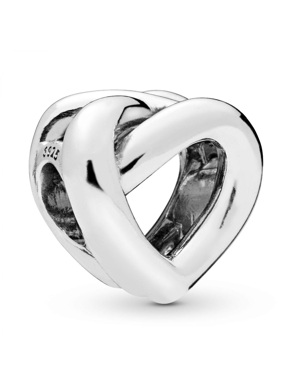 Pandora 798081 Knotted Heart Charm Uhrcenter