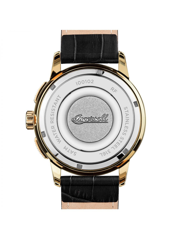 Chronograph Regent Ingersoll Herrenuhr I00102 The m80Nnw