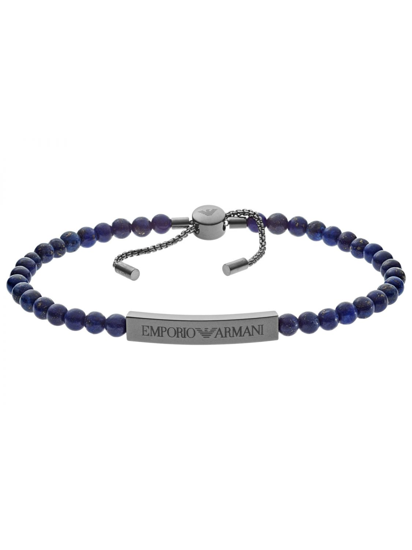 neue angebote baby hohe Qualitätsgarantie Emporio Armani EGS2505060 Herren-Armband