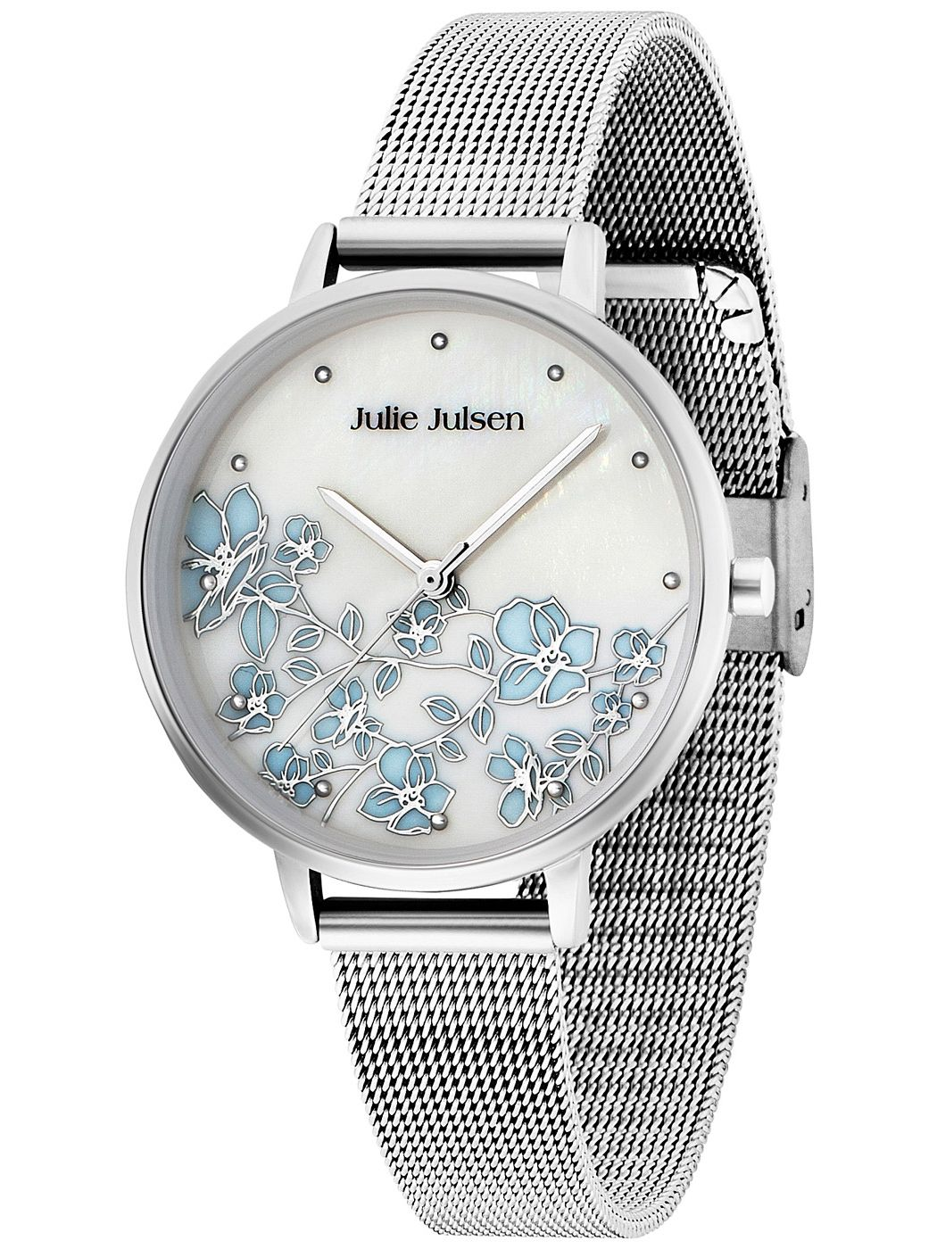 Julie Ladies' Watch Blossom Julsen Jjw80sme Ow8n0Pk