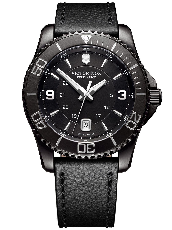 Victorinox Maverick Uhr Herren Black Für Large Edition 241787 BerdxoC