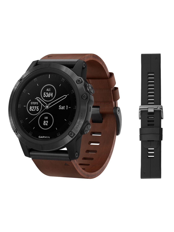 Garmin fenix 5X Plus Sapphire GPS Multisport Smartwatch