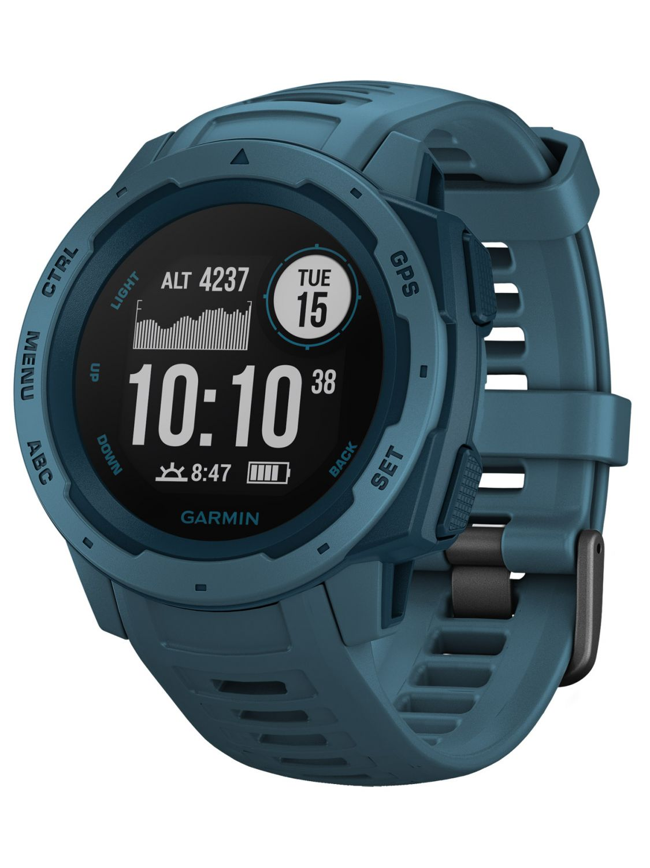 010 Garmin 04 Blau Outdoor Instinct Smartwatch 02064 Aqc5j4RL3S