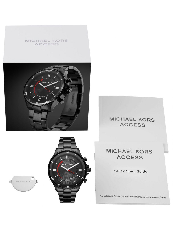 Michael kors smartwatch herren