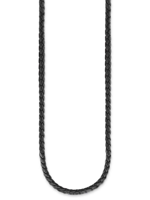 exquisite handwerkskunst Genießen Sie kostenlosen Versand 2019 am besten Thomas Sabo X0244-134-11 Halskette aus Leder für Charms Schwarz