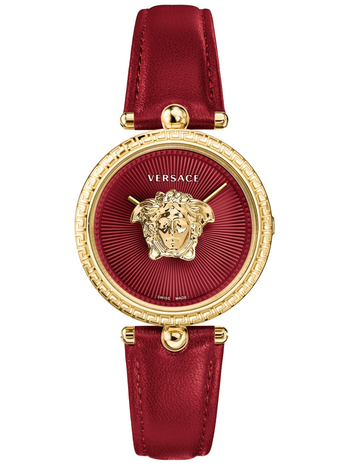 79f30d1d Versace VECQ00418 Ladies' Watch Palazzo Empire Red