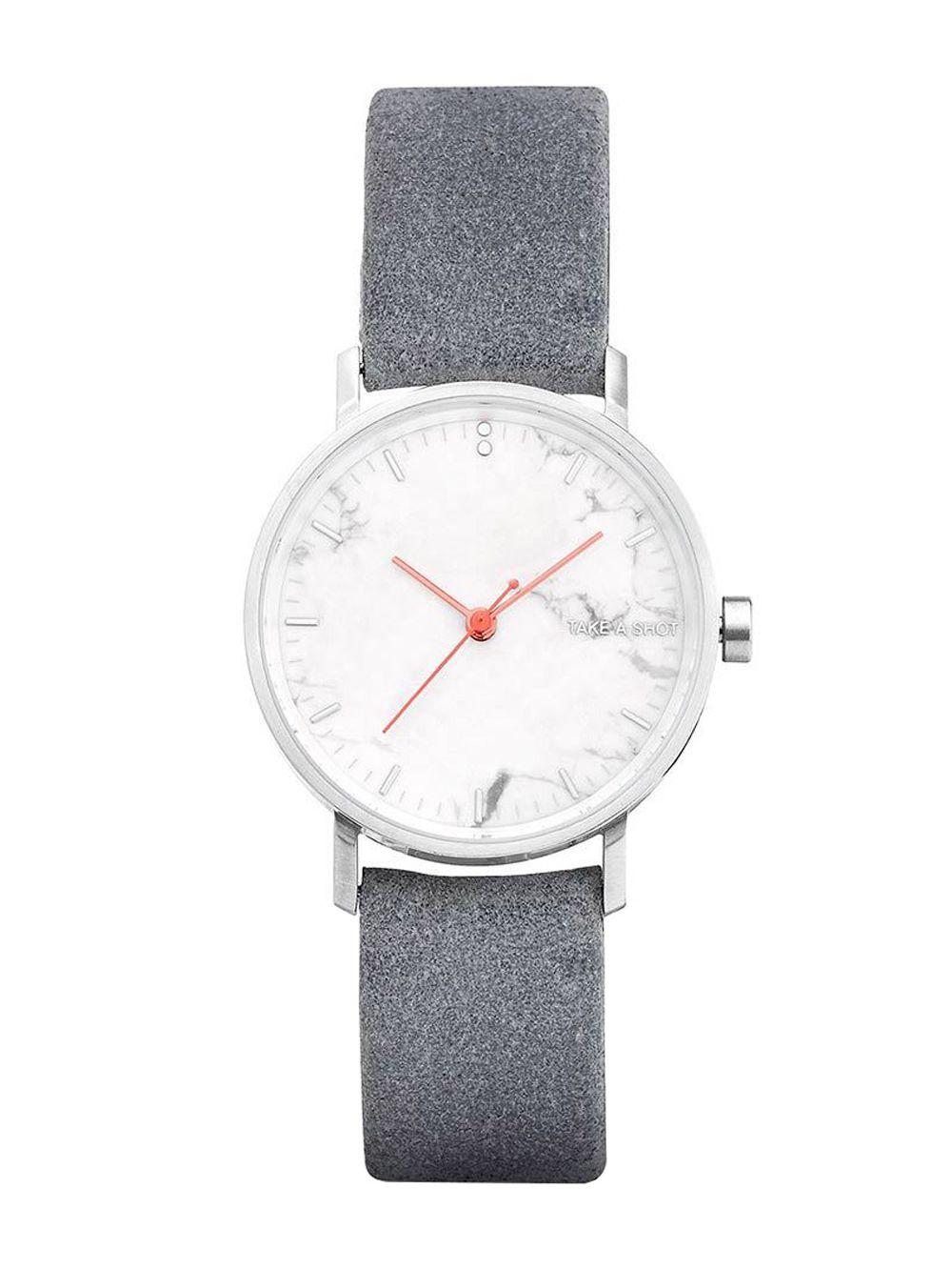 1cad9e3a01 TAKE A SHOT Damen-Armbanduhr mit Marmor-Zifferblatt Ivy