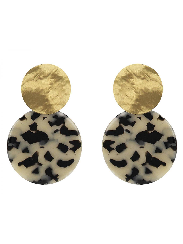 beste Angebote für angenehmes Gefühl Outlet zum Verkauf Lott Gioielli CERE667-G20755 Ladies´ Earrings Closed Circle L