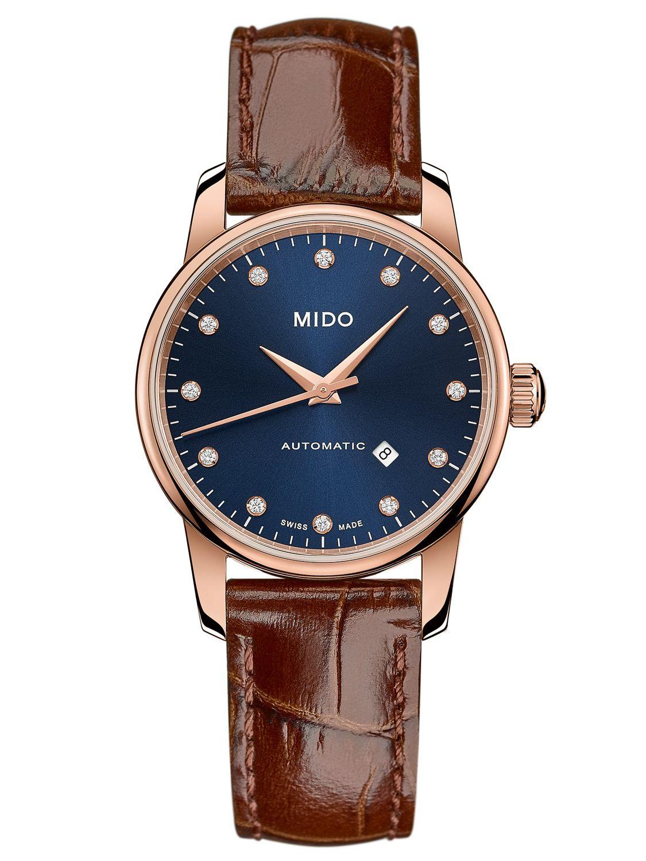 Uhren damen : Baroncelli Midnight Blue Lady M7600.3.65.8