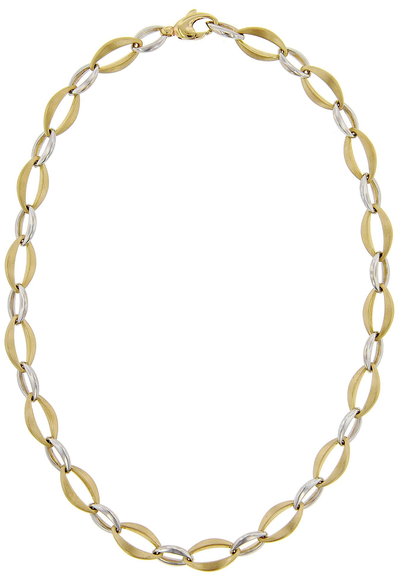 Elaine Firenze Schmuck 11111C Gold Damen-Halskette