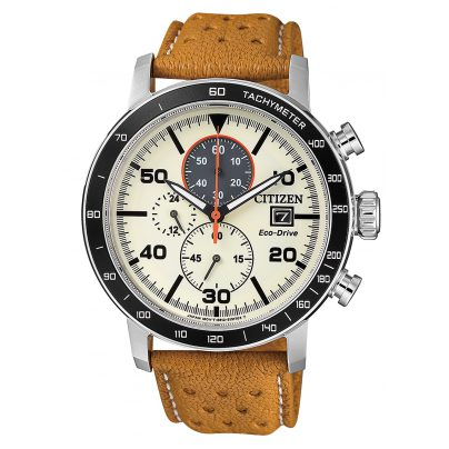 Citizen CA0641-16X Eco-Drive Mens Chronograph 4974374266217