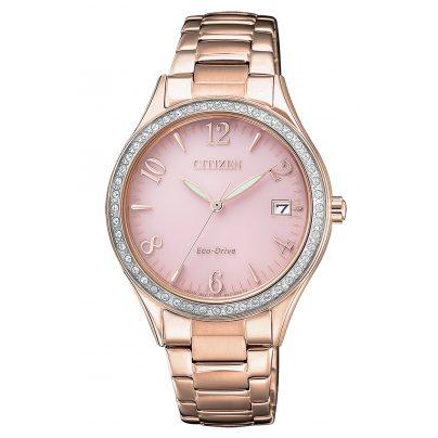 Citizen EO1183-84X Damenarmbanduhr Elegance Eco-Drive 4974374263230