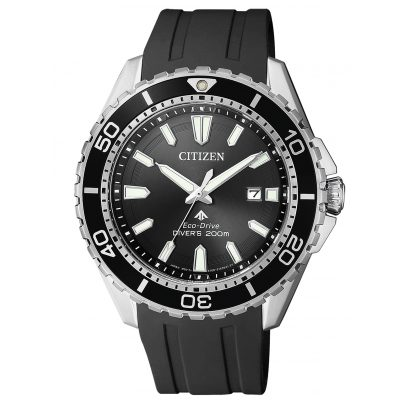 Citizen BN0190-15E Promaster Marine Eco-Drive Diver`s Watch 4974374269218