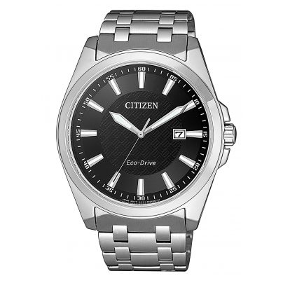 Citizen BM7108-81E Solar-Herrenuhr mit Saphirglas 4974374280435