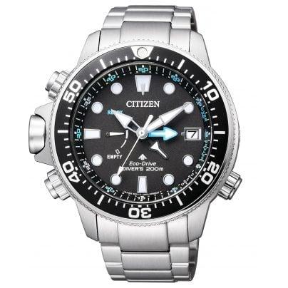 Citizen BN2031-85E Promaster Marine Taucheruhr Eco-Drive Herrenuhr 4974374277756