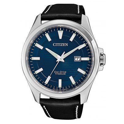 Citizen BM7470-17L Men´s Watch Eco-Drive Titanium 4974374288141