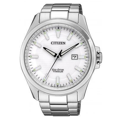 Citizen BM7470-84A Men´s Watch Eco-Drive Titanium 4974374288158