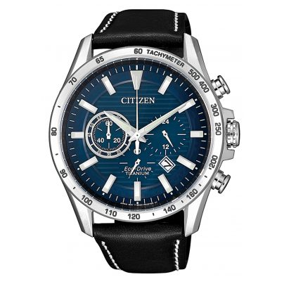 Citizen CA4440-16L Men´s Watch Eco-Drive Chronograph Titanium 4974374288189