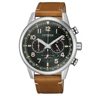 Citizen CA4420-21X Herrenuhr Eco-Drive Chronograph 4974374283795