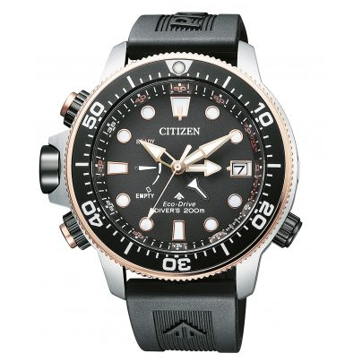 Citizen BN2037-11E Promaster Marine Herren-Taucheruhr Eco-Drive 4974374288875