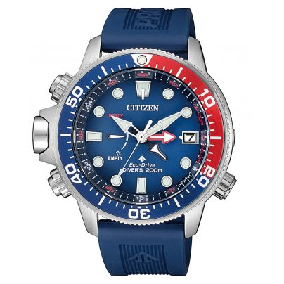 Citizen BN2038-01L Promaster Marine Diver Watch for Men Eco-Drive 4974374284235