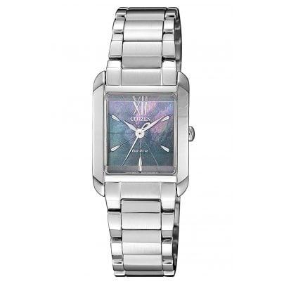 Citizen EW5551-81N Damen-Armbanduhr Eco-Drive 4974374290106