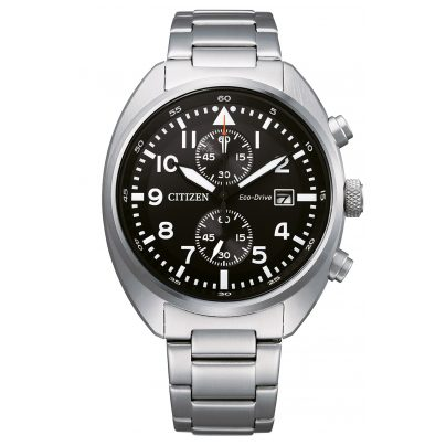 Citizen CA7040-85E Eco-Drive Herrenuhr Chronograph 4974374295064