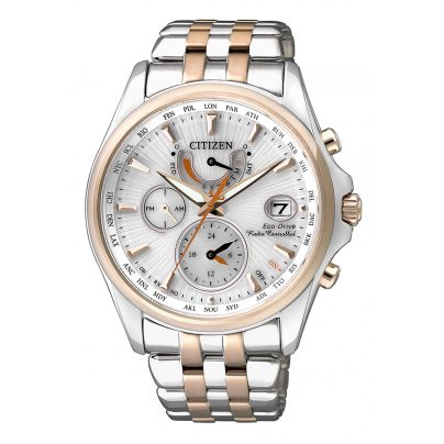 Citizen FC0014-54A Eco-Drive Ladies Radio Controlled Watch 4974374238801