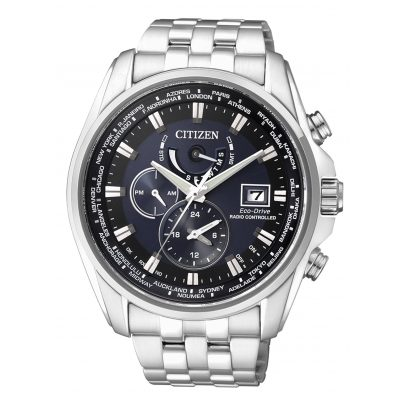 Citizen AT9030-55L Funk-Solar Herrenuhr 4974374237828