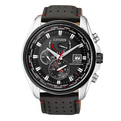 Citizen AT9036-08E Mens Eco-Drive Radio-Controlled Watch 4974374237866