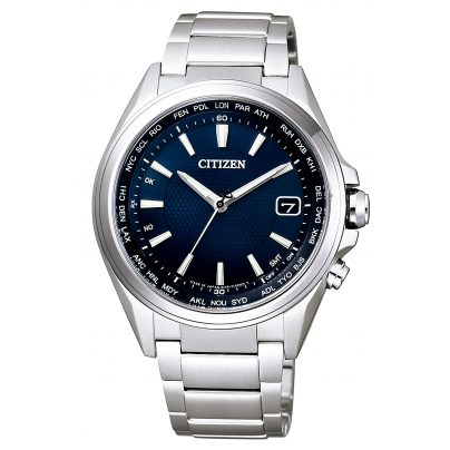 Citizen CB1070-56L Mens Radio-Controlled Watch 4974374251909