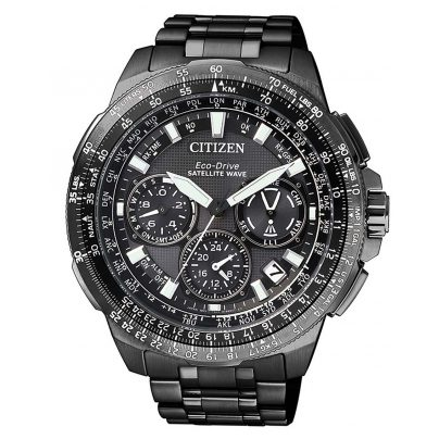 Citizen CC9025-51E Eco-Drive Satellite Wave GPS Mens Watch 4974374258069