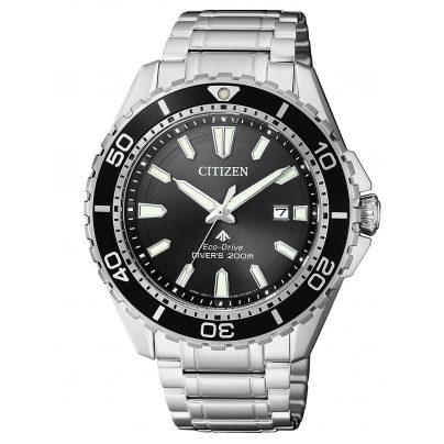 Citizen BN0190-82E Promaster Marine Eco-Drive Diver`s Watch 4974374269225
