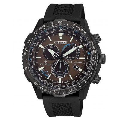 Citizen CB5005-13X Promaster Sky Eco-Drive Men's Radio-Controlled Wristwatch 4974374279255