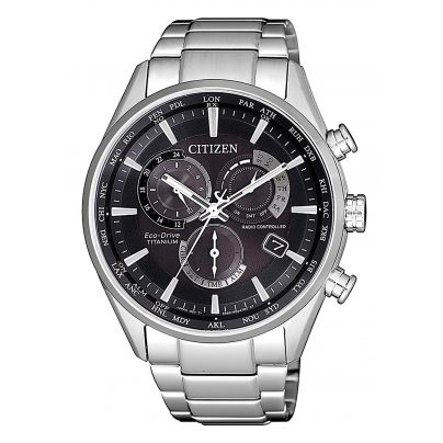 Citizen CB5020-87E Men´s Radio Controlled Watch Eco-Drive Titanium 4974374280329