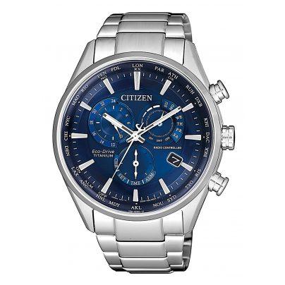 Citizen CB5020-87L Herren-Funkuhr Eco-Drive Titan 4974374280336