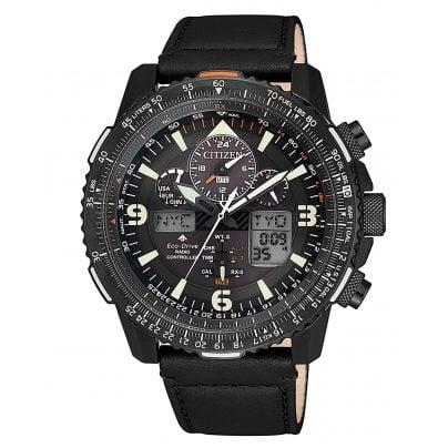 Citizen JY8085-14H Promaster Sky Herren-Funkuhr Eco-Drive 4974374291509