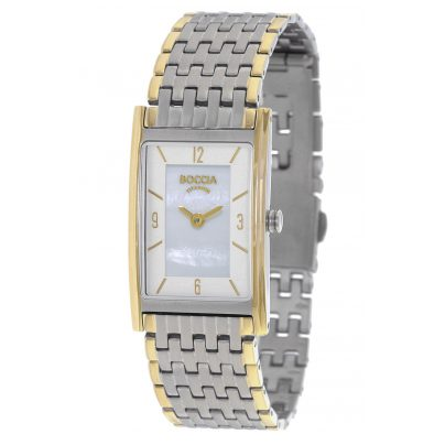 Boccia 3212-09 Titan Damen-Armbanduhr 4040066240732