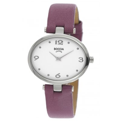 Boccia 3295-02 Titanium Ladies' Wristwatch 4040066248554