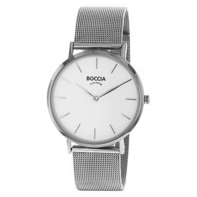 Boccia 3273-09 Titanium Ladies' Watch 4040066251622