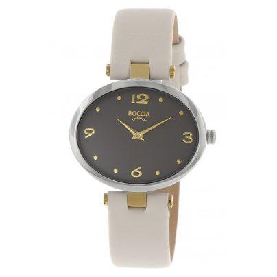 Boccia 3295-03 Titanium Ladies' Quartz Watch 4040066248578