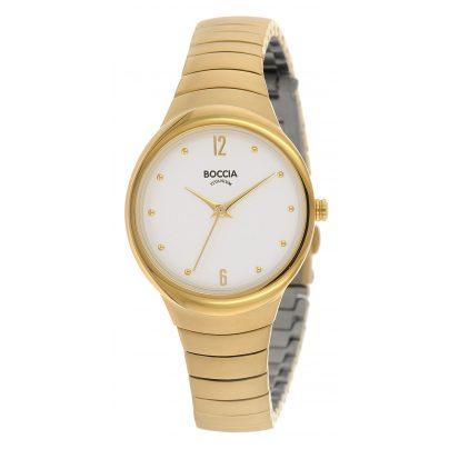 Boccia 3307-02 Women's Watch Titanium 4040066254289