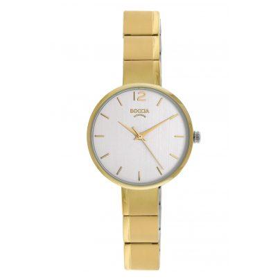 Boccia 3308-03 Damen-Armbanduhr Titan 4040066256481